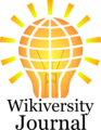 Wikiversity Journal logo with English text.png