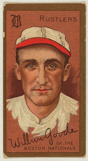 Wilbur Good - Wilbur Good baseball card