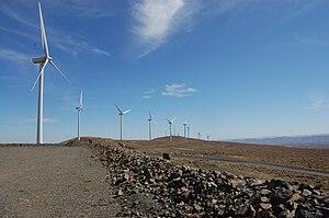 EDP Renováveis -  EDPR´s Wild Horse Wind Farm in Kittitas County, Washington, United States