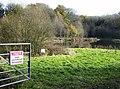 Wildlife conservation area - geograph.org.uk - 623542.jpg