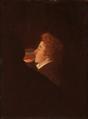 Wilhelm Bendz - Studie til maleriet Fincks Kaffehus i München 1.png