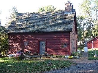 Clark, New Jersey - Robinson Plantation House