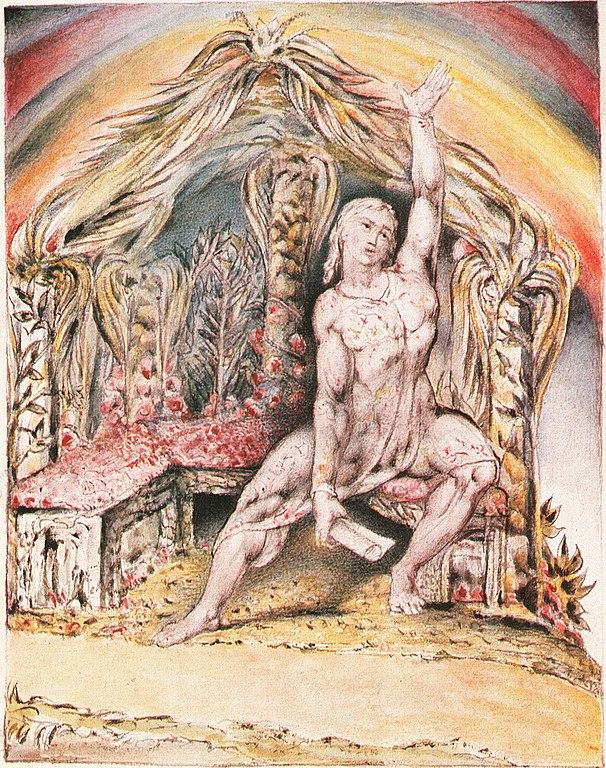 https://upload.wikimedia.org/wikipedia/commons/thumb/9/92/William_Blake_-_John_Bunyan_Plate_17_The_Christian_at_the_Arbor.jpg/606px-William_Blake_-_John_Bunyan_Plate_17_The_Christian_at_the_Arbor.jpg