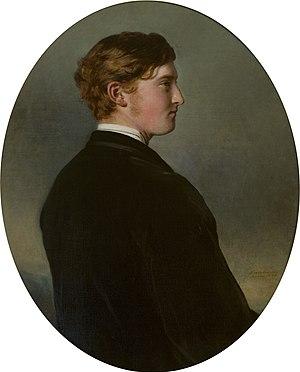 William Douglas-Hamilton, 12th Duke of Hamilton - Image: William Douglas 12th Duke of Hamilton, 1863