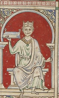 11th-century King of England