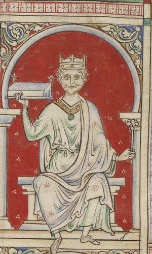 William II of England - William II, from the Stowe Manuscript