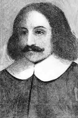 William Bradford (Plymouth Colony governor) - Image: Williambradford bw