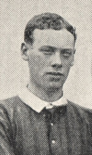 Willie Cross - Cross while with Brentford in 1905.
