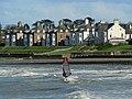 Windsurfing, Ballyholme Bay - geograph.org.uk - 1232835.jpg