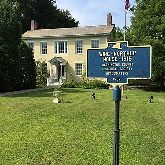 Wing-Northup House - 2015 photo