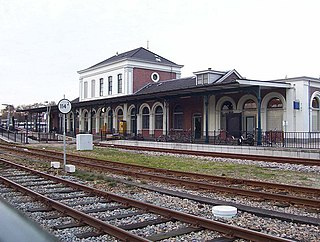 Winschoten railway station railway station in the Dutch village of Winschoten