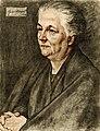 Wolfgang Willrich - Porträt Agnes Miegel, 1942.jpg