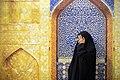 Women on the Arba'een Walk-Mehran city-Iran زنان در پیاده روی اربعین در مرز مهران- عکاسی خبری 19.jpg