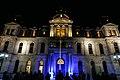 World Autism Awareness Day L'édifice de l'Assemblée législative illuminé en bleu (33815210905).jpg