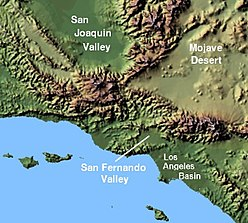 San Fernando Valley - Wikipedia