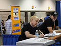 Writer Jeph Loeb signs for fans (5134637654).jpg