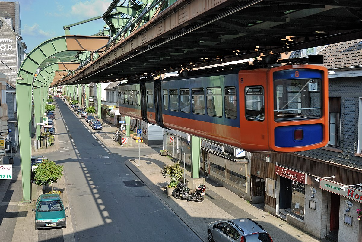 Wuppertal suspension railway wikipedia