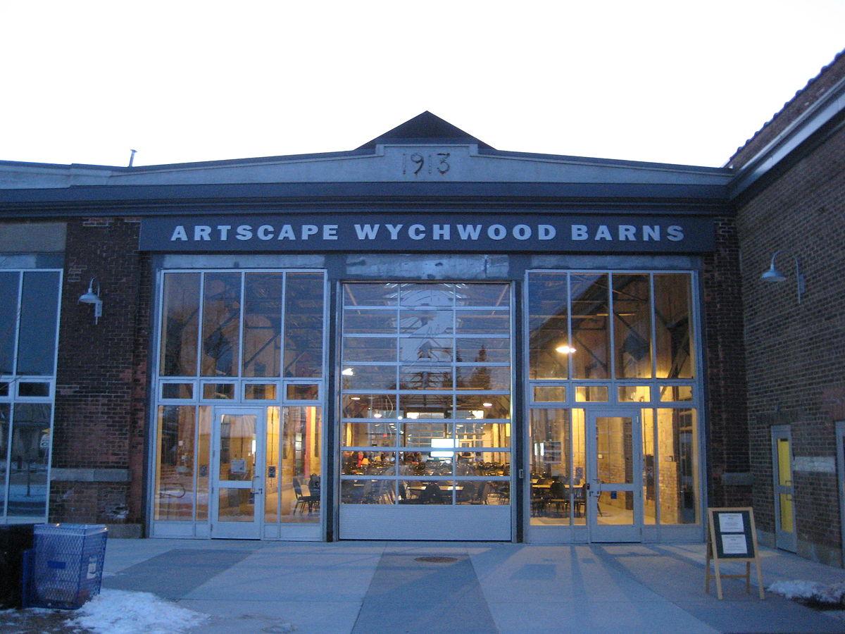 Wychwood Barns - Wikipedia