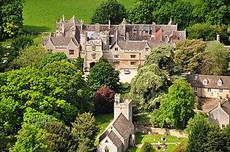 Wytham - Wytham Abbey