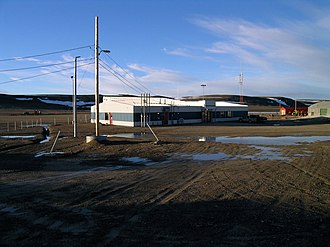 Resolute Bay Airport - Image: YRB Airport