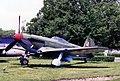 Yakovlev Yak-9 Yakovlev Yak-9P Warsaw May98 2 (17151478005).jpg