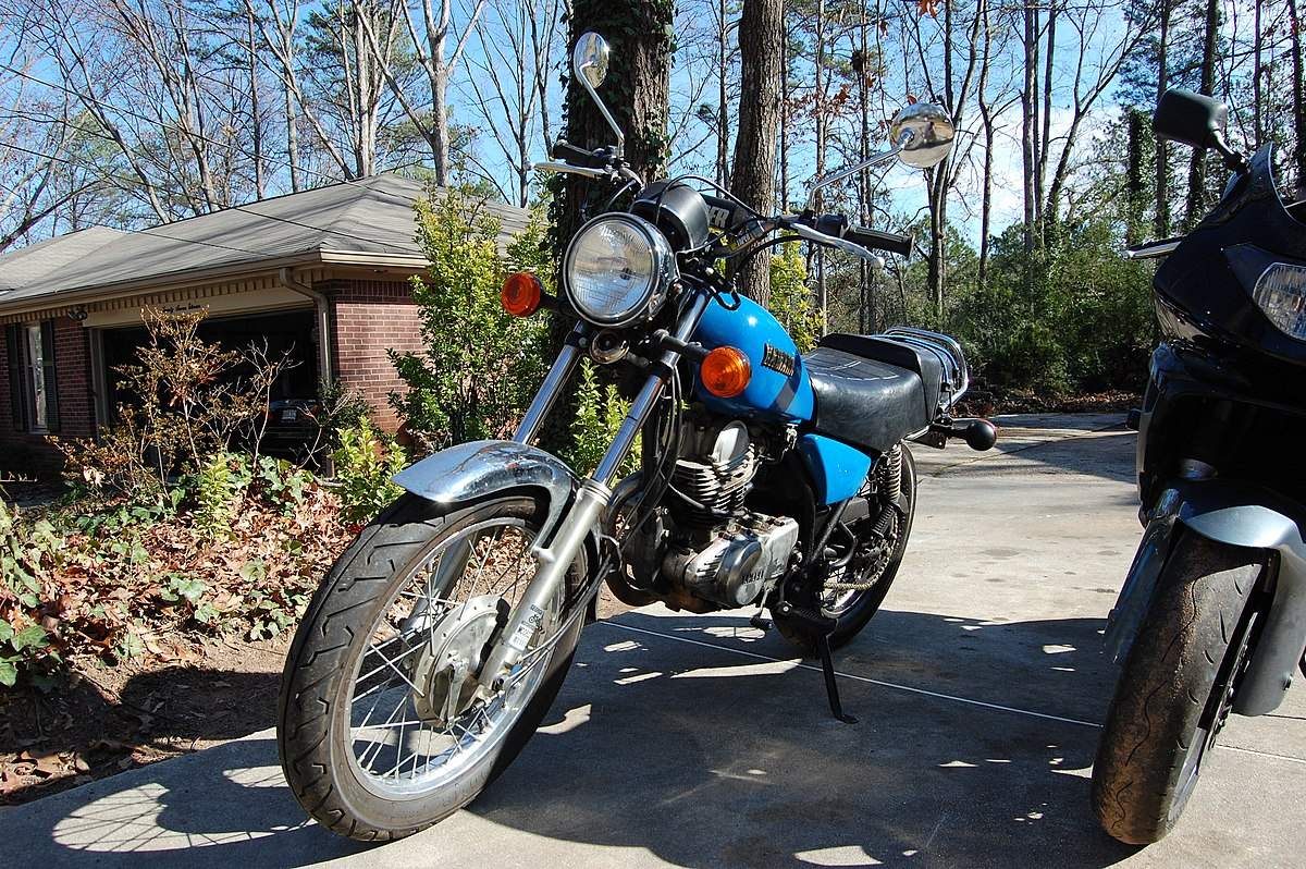 Yamaha sr250 wikipedia sciox Image collections
