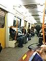 Yauza metro car of Lyublinsko-Dmitrovskaya line (Метровагон Яуза Люблинско-Дмитровской линии) (4317178256).jpg