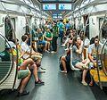 Yellow Line in São Paulo Metro, Brazil.jpg