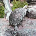 Yngling med sköldpadda, Museiparken (3).jpg