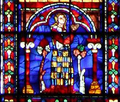 Yolande de Dreux (from Notre Dame de Chartes south rose window).png