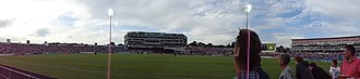Headingley Cricket Ground - The ground during a T20 game against Durham Jets.