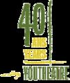 Youtheatre logo du 40 anniversaire.png