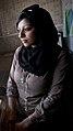Zainab Alkhawaja in Nabeel Rajab's house crop.jpg