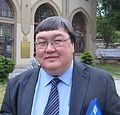 Zainidin Kurmanov in Istanbul. 11.05.2012.JPG