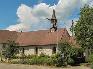Kirchzarten - Image: Zarten, kerk foto 1 2013 07 25 13.50