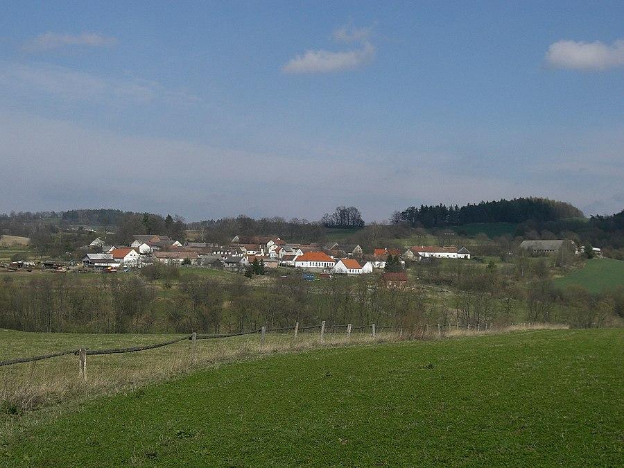 Zhoř (Písek District)