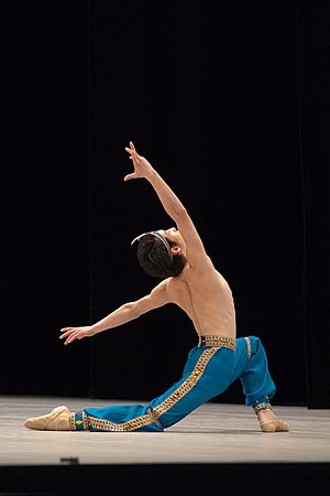 Le Corsaire - Variation of Le Corsaire on the Prix de Lausanne 2010.