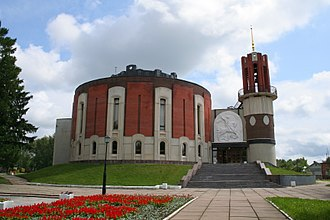 Zhukov, Kaluga Oblast - Image: Zhukov town Zhukov memorial 03