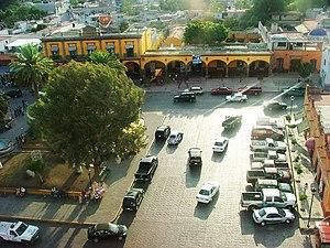 Zimapán - Image: Zimapan 1