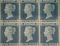 """Two Penny Blue"" postage stamps MET SF2002 236 4 img2.jpg"