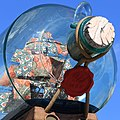 'Nelson's Ship in a Bottle, YS MBE' 2010 by Yinka Shonibare, MBE (b.1962) - panoramio.jpg
