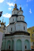 File:(8) ST POKROVSKY ORTHODOX MONASTERY CATHEDRAL IN CITY OF KHARKIV STATE OF UKRAINE VIDEO BY VIKTOR O LEDENYOV 20160606.ogv