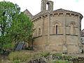 Ábside de la iglesia de San Julián en Castilseco.jpg