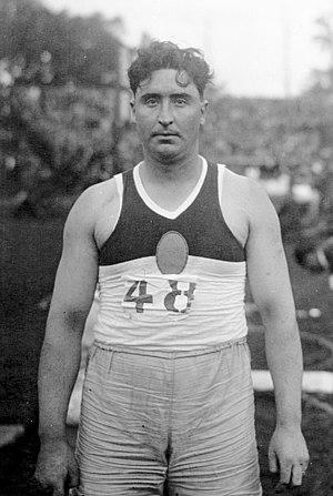 Édouard Duhour - Édouard Duhour in 1931