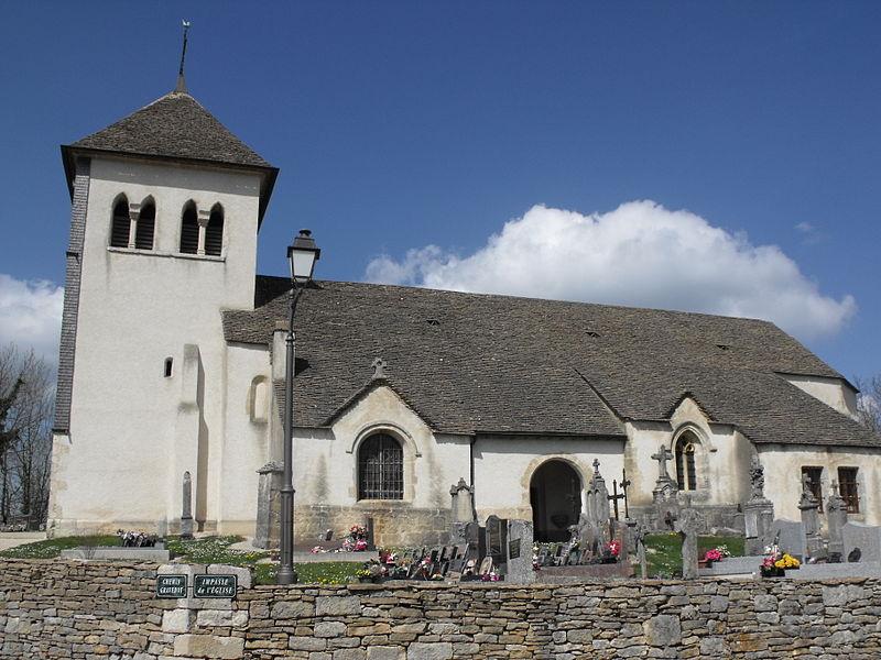Église Saint-Léger de Chaux-lès-Châtillon