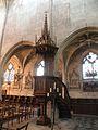 Église Saint-Louis de Précy-sur-Oise chaire 1.JPG