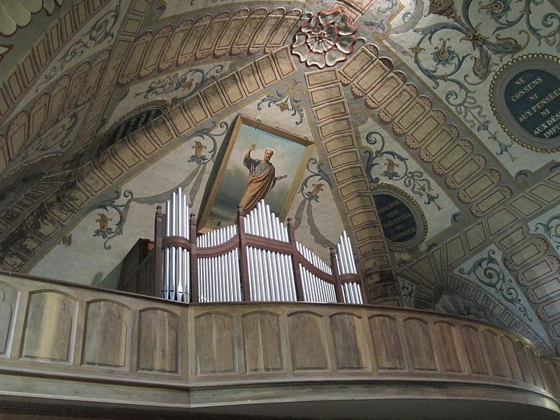 Église Saint-Pierre de Saint-Pierre-Église