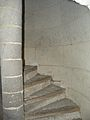 Église Saint-Sulpice de Chars escalier clocher 1.JPG