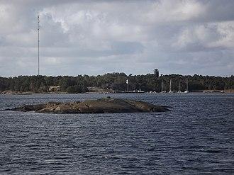 Örö - The harbour entrance