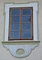 Čížová, fara - detail okna (001).JPG